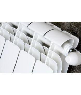 Алюминиевый радиатор отопления Global ISEO 350 14 секций
