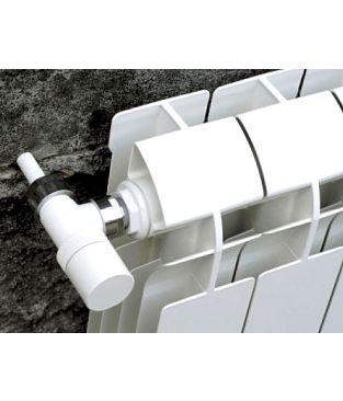 Алюминиевый радиатор отопления Global VOX R 350 10 секций
