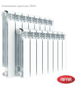 Алюминиевый радиатор отопления Rifar Alum 350 4 секции