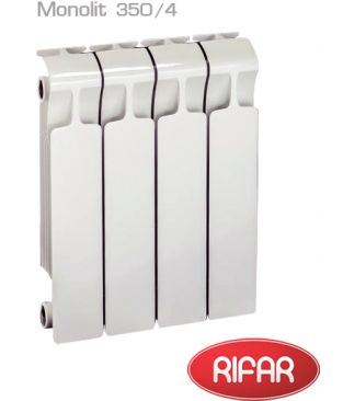 Биметаллические радиаторы отопления Rifar серии Monolit 350