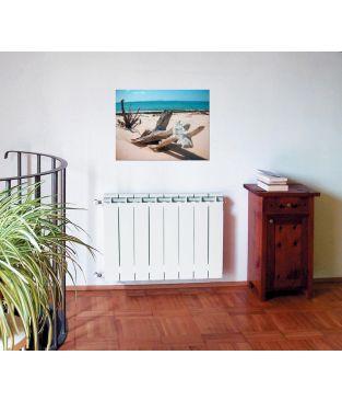 Биметаллический радиатор отопления Global Style Extra 500 4 секции