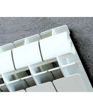 Биметаллический радиатор отопления Global Style Plus 350 4 секции
