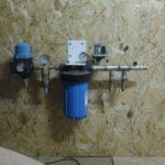 Зимний водопровод для частного загородного дома, индивидуальное водоснабжение дачи, установка фильтров, монтаж насоса в колодце