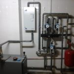 Дровяное электрическое отопление для частного дома, продажа оборудования, монтаж отопления, установка котельной