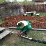 Водоснабжение частного загородного дома от колодца или скважины. Продажа оборудования, поставка на объект, монтаж и установка сантехнического оборудования