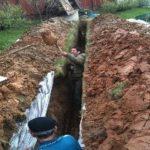 Зимнее частное водоснабжение