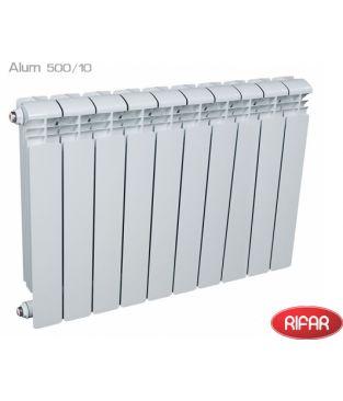 Алюминиевые радиаторы отопления Rifar серии Alum 500