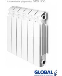 Алюминиевый радиатор Global Global VOX R 350 4 секции