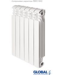 Алюминиевый радиатор Global Global ISEO 500 6 секций
