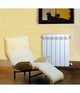 Алюминиевый радиатор отопления Global VOX R 500 11 секций