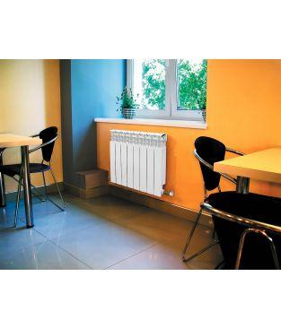 Алюминиевый радиатор отопления Rifar Alum 350 12 секций