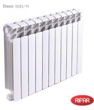 Биметаллические радиаторы отопления Rifar серии Base 500