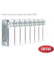 Биметаллический радиатор Rifar RIFAR Base 200 6 секций