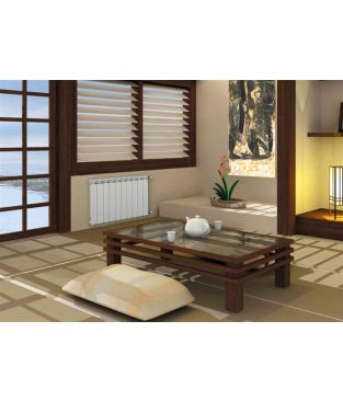Биметаллический радиатор отопления Global Style Extra 500 10 секций