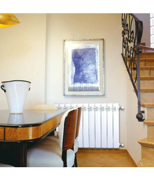 Биметаллический радиатор отопления Global Style Plus 350 13 секций