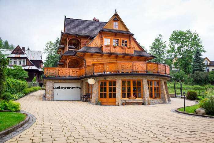Что выбрать в качестве материала для строительства дома - брус или газобетон