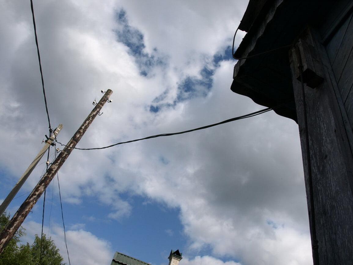 Вводной кабель