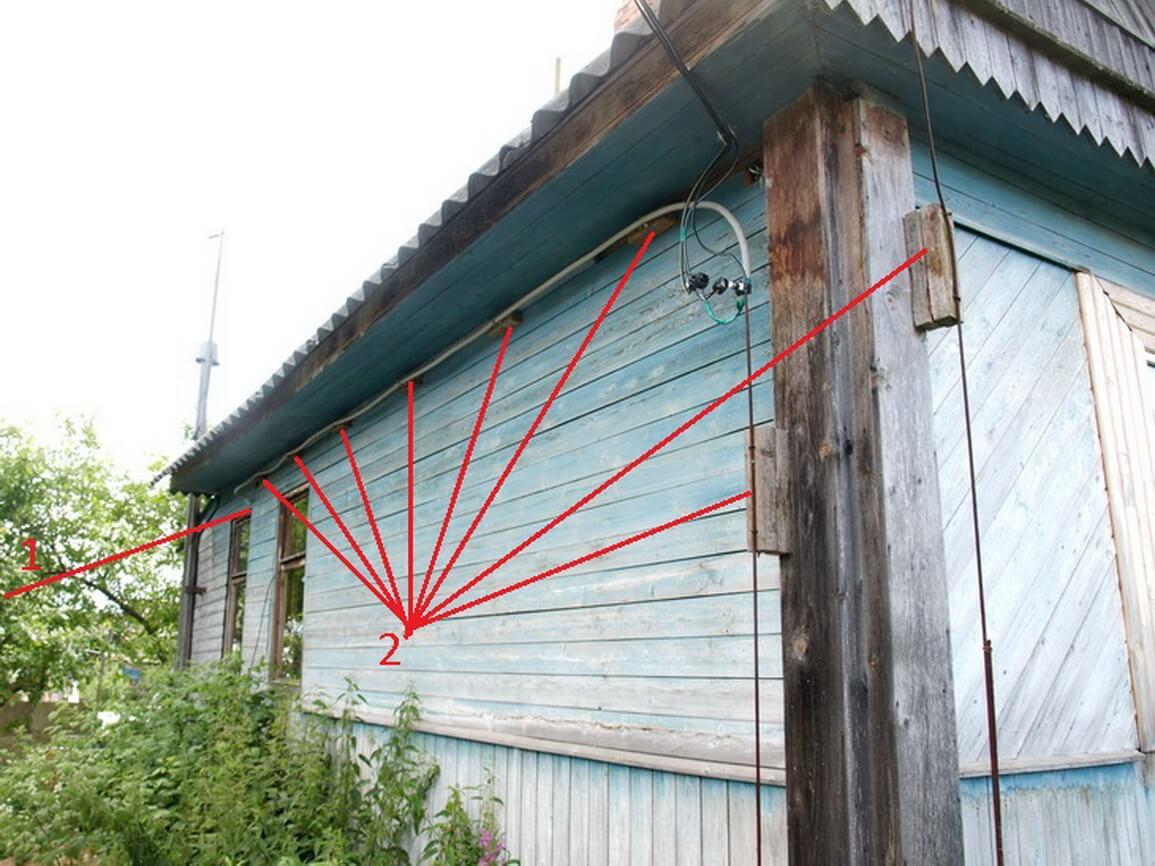 Устройство электрических цепей