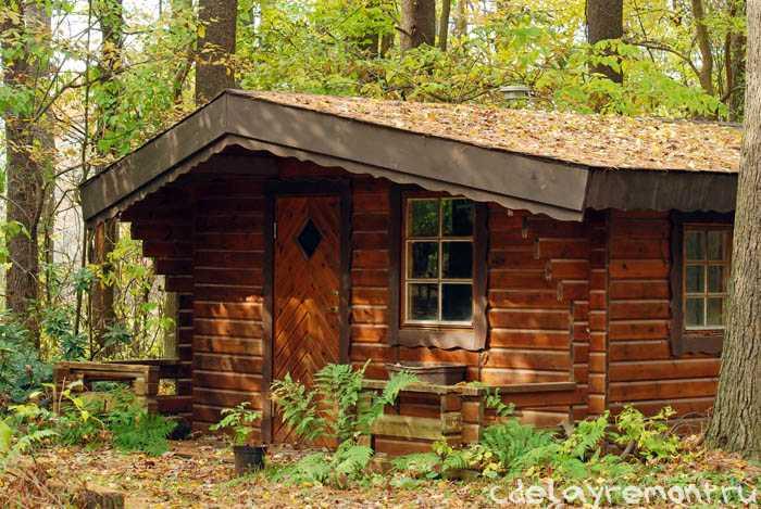 Фото дома из калиброванного бруса