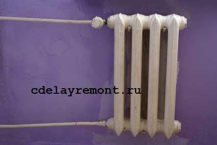 тепло вашего дома зависит от правильного радиатора