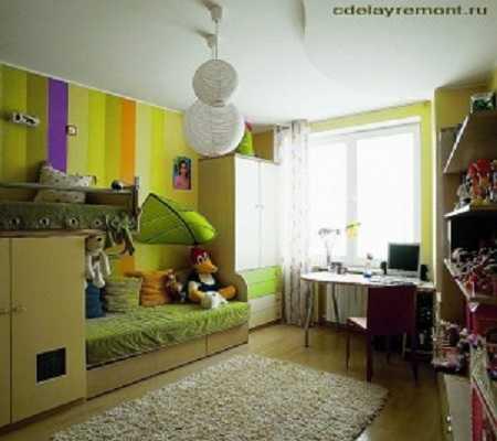 Комната для вашего ребёнка