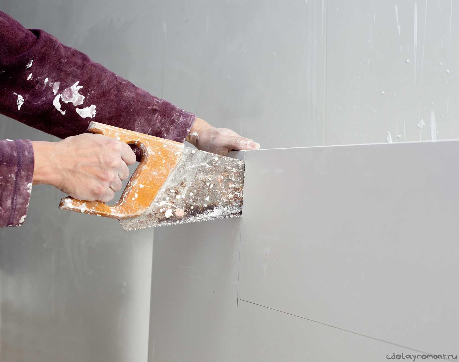 Материал для отделки потолка и стен жилых помещений