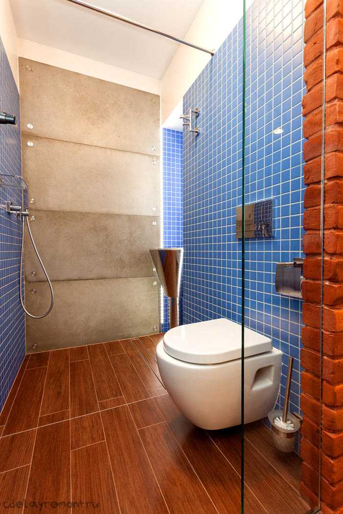 Туалет и ванная (фото)