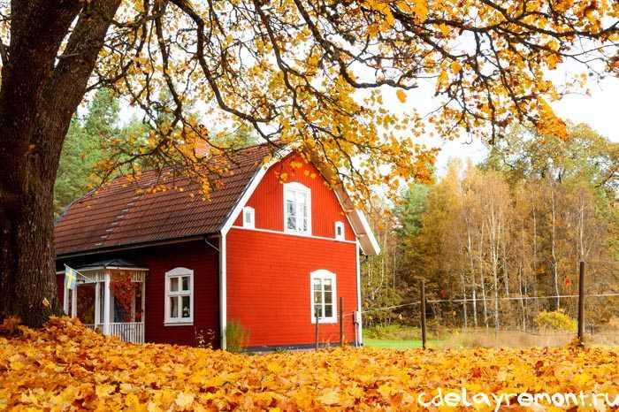 Профилированный брус естественной влажности в строительстве домов