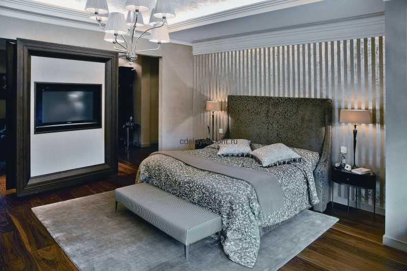 Фотография спальни в стиле Прованс