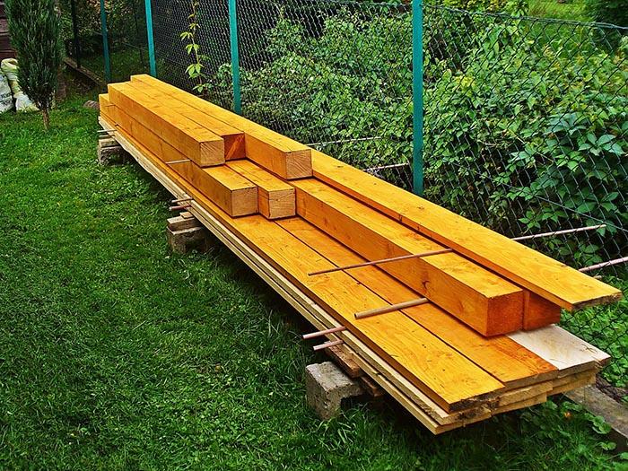 Огнебиозащитные составы для древесных материалов