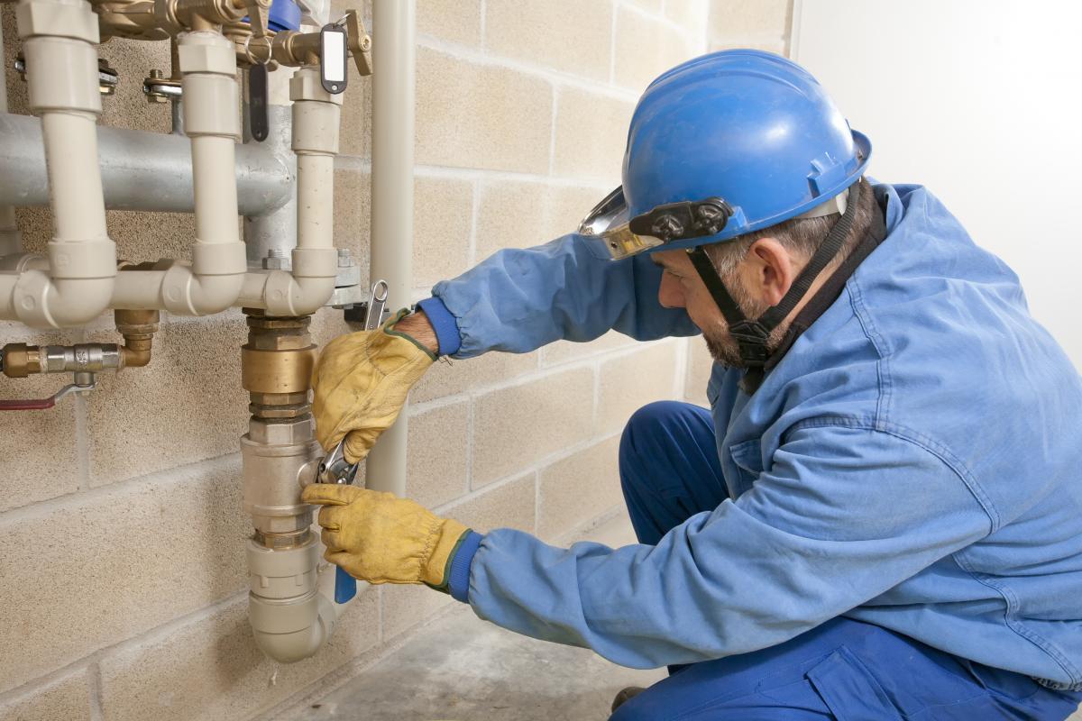 фотографии ремонта водопроводов тасалиев