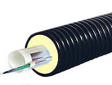 Труба Изопэкс с греющим кабелем