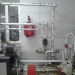 Соединение труб отопления с действующей системой
