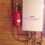 Газовый котел для отопления деревянного дома