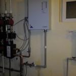Подключение электрического котла отопления для новой котельной