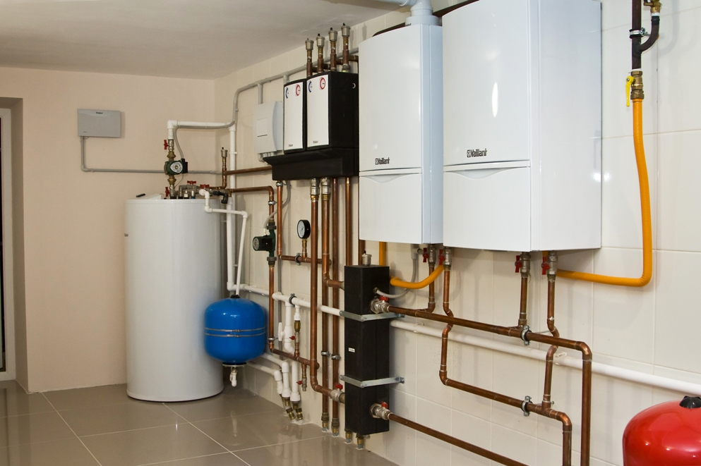 газовые системы отопления картинки