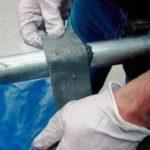 Ремонт металлических трубопроводов