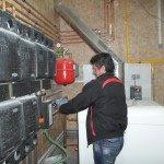 Наладка системы отопления