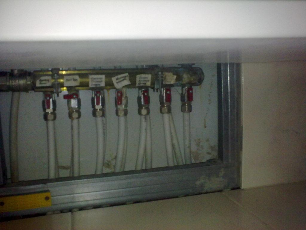 Гребенка системы отопления дешевая для отопления частного дома