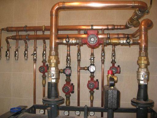 Услуги водоснабжения под ключ
