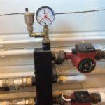 Удаление воздуха из отопления