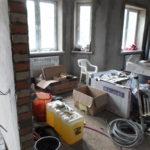 Монтаж отопления в процессе строительства дома