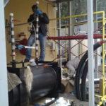 Дизельное отопление, монтаж циркуляционных насосов отопления, установка автоматики