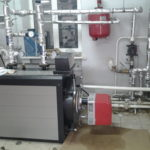 Дизельное отопление, установка и регулировка дизельной горелки