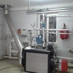 Дизельное отопление устройство дымохода для котла отопления