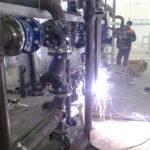 Промышленное отопление, Отопление автосервиса
