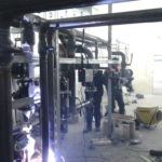 Установка отопления производства, Промышленное отопление