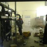 Промышленное отопление, Отопление гражданского здания
