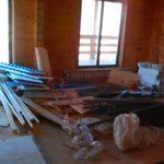 Монтаж отопления и отделочные работы