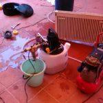 Промывка системы отопления частного дома